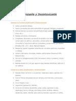 Dieta Alcalinizante y Desintoxicante