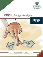 Budget Analysis 2013-14