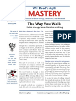 The Way You Walk
