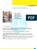 El Libro Del Jabon Artesanal