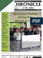 February 25, 2009 Edition