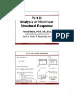 2 NAEIM 2009 Nonlinear Response