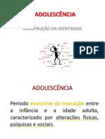 A ADOLESCÊNCIA.ppt