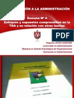 administracin4tasemenfoquesysupuestoscomprendidosenlatga-110821194752-phpapp01
