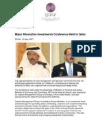 CMG Qatar Conference QFC Pressrelease[1]
