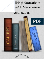 Psihanalitic Si Fantastic in Opera Lui Al. Macedonski