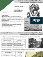 Arquitectura Mexicana XIX