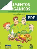 Cartilha Alimentos Organicos