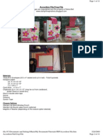 Accordion File 1
