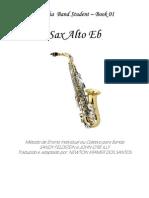 Metodo Yamaha Sax Alto
