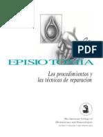 Episiotomy SP