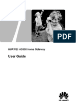 HUAWEI HG530 Home Gateway User Guide