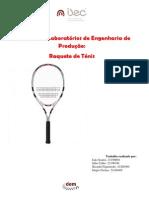 Relatório de Laboratórios de Engenharia de Produção capa