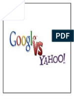 Research Methodology-Zikmund-A Comparison Between Google and Yahoo
