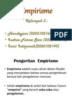 Empirisme-ppt