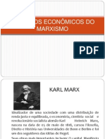 ASPÉCTOS ECONÔMICOS DO MARXISMO (1)
