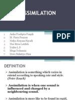 Assimilation 2