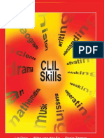 CLIL Skill Sample
