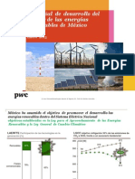 Energ�as Renovables en M�xico, PwC.pdf