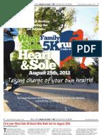 West Side Heart & Sole 5K Race
