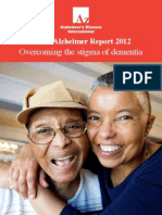 World Alzheimer Report 2012