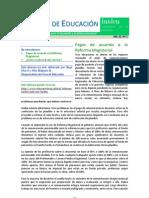 Informe de Iniden - febrero 2013
