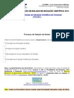 INSTRUÇÕES PARA ELABORAÇÃO E FORMATAÇÃO DO RESUMO EXPANDIDO