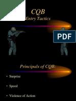 CQB Presentation
