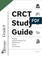 CRCT_StudyGuideGrade8_January2013