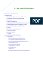 A Moral Case Against Christianity II (v. 17.0)