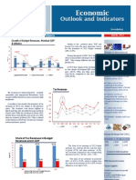 Economic Outlook and Indicators - Overview of Tax Revenues 2012 - English