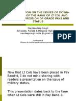 Presentation for Blog
