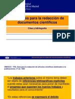 Directrices Para La Redaccion de Documentos Cientificos