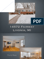 14572 Fairway Livonia MI | Idyl Wyld Ranch