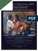 Mujeres Unidas en Arte
