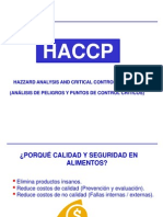 Charla Haccp