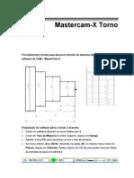 Mastercam Torno - Senai