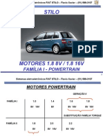 Fiat Stilo Powertrain
