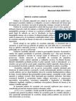 Referat POLITICA DE SECURITATE NATIONALA A ROMANIEI