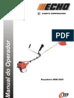 Manual - Rocadeira SRM 3605