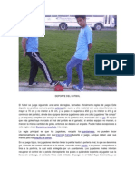 Deporte Del Futbol