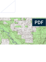Santa Fe Springs Topographical Map
