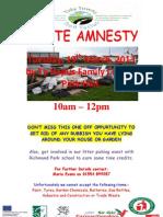 Park Hall Waste Amnesty Poster (1)