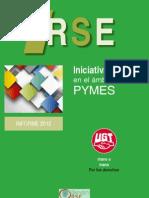 Iniciativas de RSE en el ámbito de las PyMEs