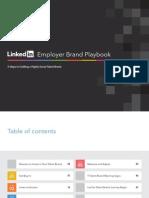 LinkedIn Employer Brand Playbook