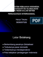 Power Point Perdagangan internasional