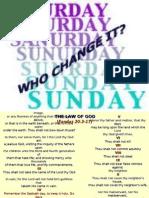7 the sabbath