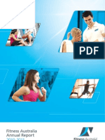 Fitness Australia - Annual Report 2010 - 2011