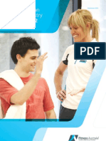 Fitness Australia - The Australian Fitness Industry Report 2012