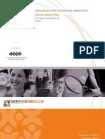 Service Skills Australia - Productivity in the Service Industries (2010)